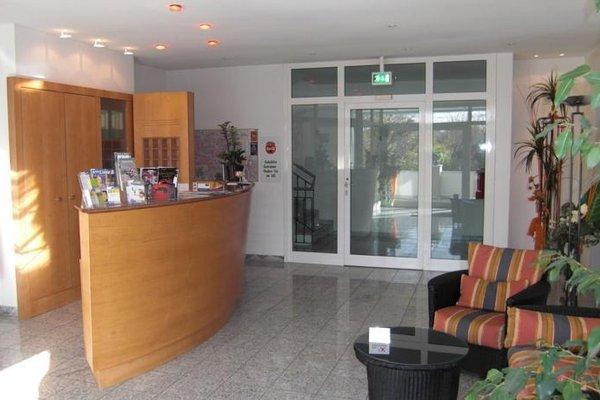 Hotel Am Fasangarten - фото 16