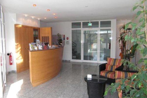 Hotel Am Fasangarten - фото 17