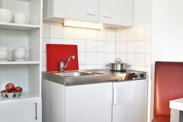 Frederics Serviced Apartments SMART Dantestr - фото 11