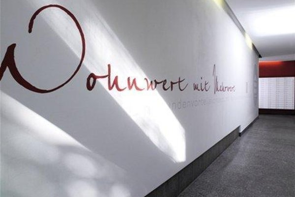 Frederics Serviced Apartments SMART Dantestr - фото 12