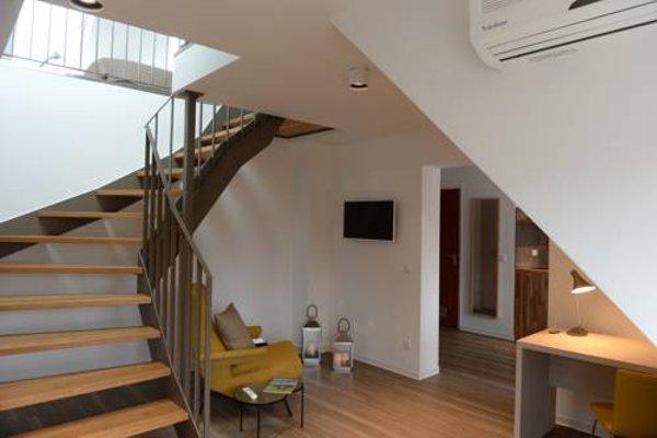Frederics Serviced Apartments SMART Dantestr - фото 13