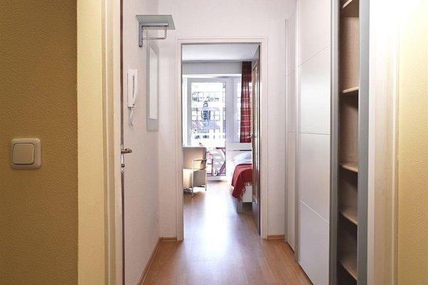 Frederics Serviced Apartments SMART Dantestr - фото 14
