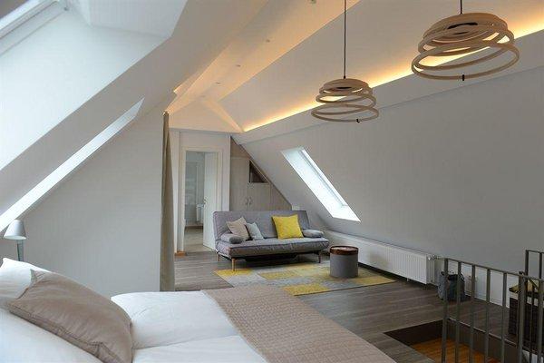 Frederics Serviced Apartments SMART Dantestr - фото 15
