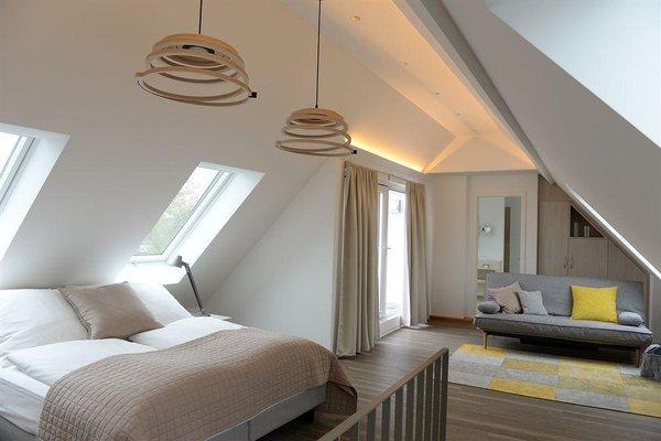 Frederics Serviced Apartments SMART Dantestr - фото 16