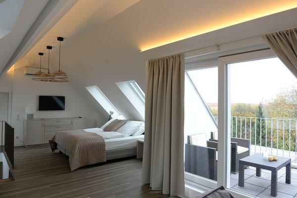 Frederics Serviced Apartments SMART Dantestr - фото 17