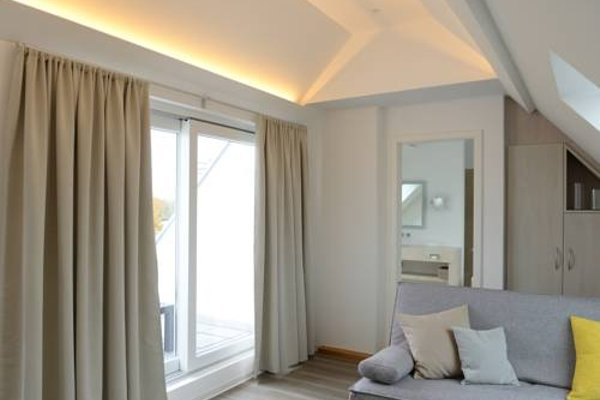 Frederics Serviced Apartments SMART Dantestr - фото 18