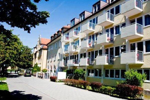 Frederics Serviced Apartments SMART Dantestr - фото 20