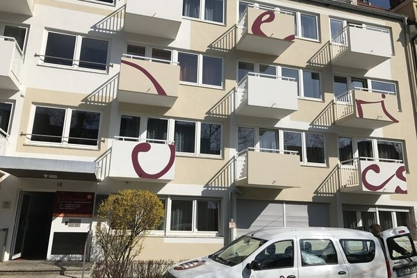 Frederics Serviced Apartments SMART Dantestr - фото 21