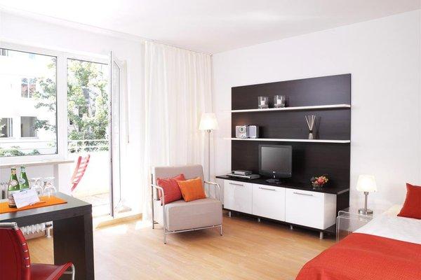 Frederics Serviced Apartments SMART Dantestr - фото 3