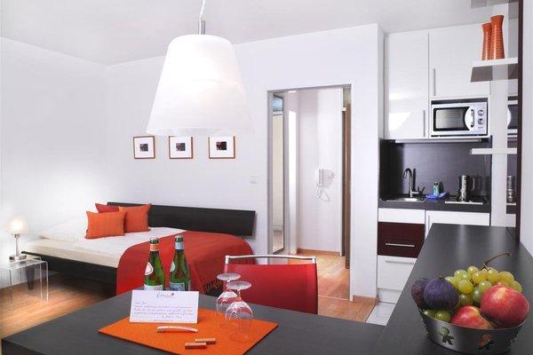 Frederics Serviced Apartments SMART Dantestr - фото 4