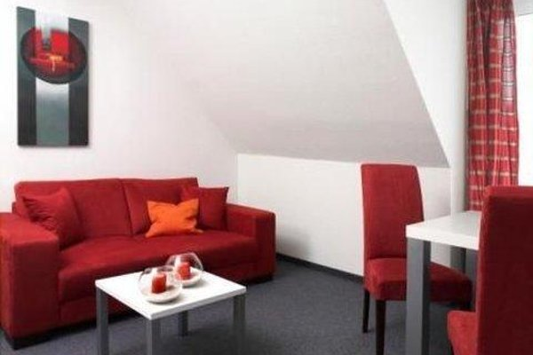 Frederics Serviced Apartments SMART Dantestr - фото 6