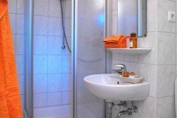 Frederics Serviced Apartments SMART Dantestr - фото 7
