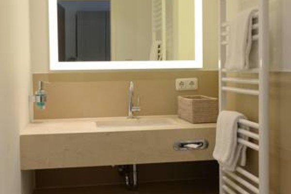 Frederics Serviced Apartments SMART Dantestr - фото 9