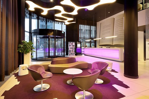 Eurostars Book Hotel - фото 6