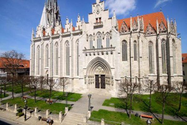 Pension bei der Marienkirche - 21