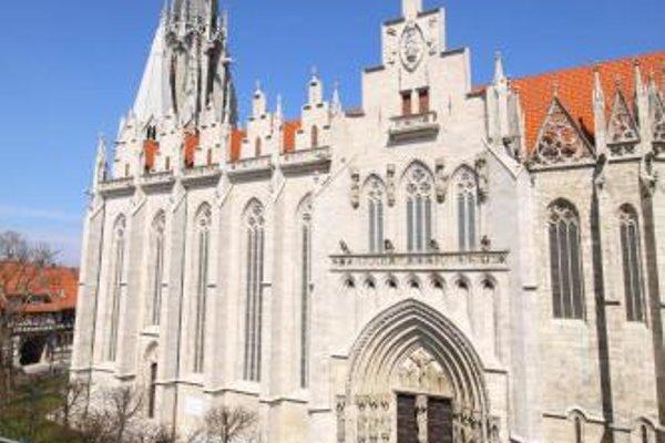 Pension bei der Marienkirche - 22