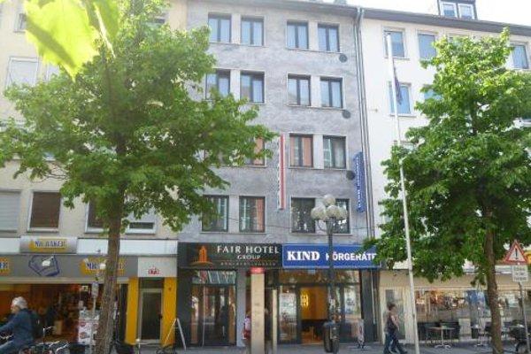 Fair Hotel Monchengladbach City - фото 22