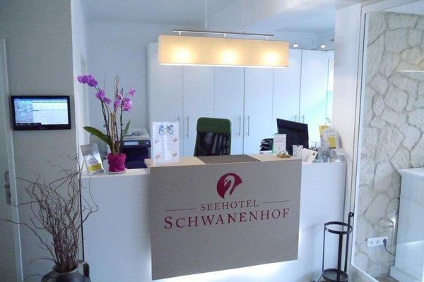 Seehotel Schwanenhof - фото 14