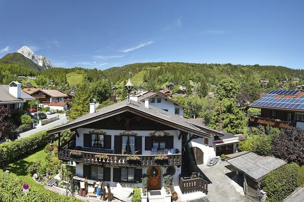 Alpenhotel Rieger - фото 21