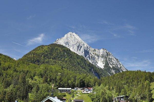 Alpenhotel Rieger - фото 22