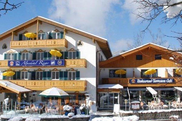 Alpenhotel Rieger - фото 23