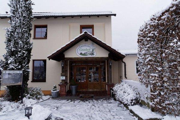 Landhotel Grashof - фото 22