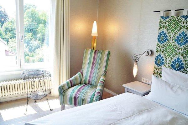 Hotel-Restaurant Schwanen - фото 36