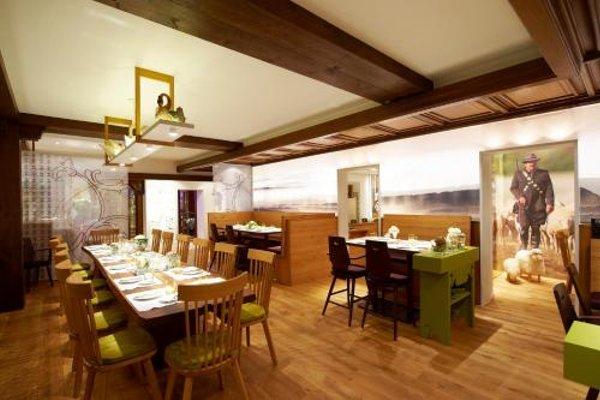 Hotel-Restaurant Schwanen - фото 10