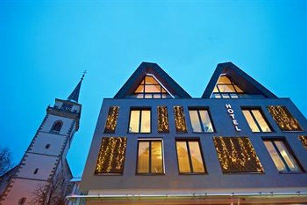 Hotel-Restaurant Schwanen - фото 22