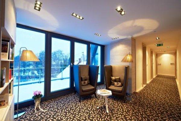 Hotel-Restaurant Schwanen - фото 4