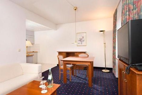 Wyndham Garden Duesseldorf Mettmann (ех. Best Western Grand City Hotel Dusseldorf Mettmann) - фото 5