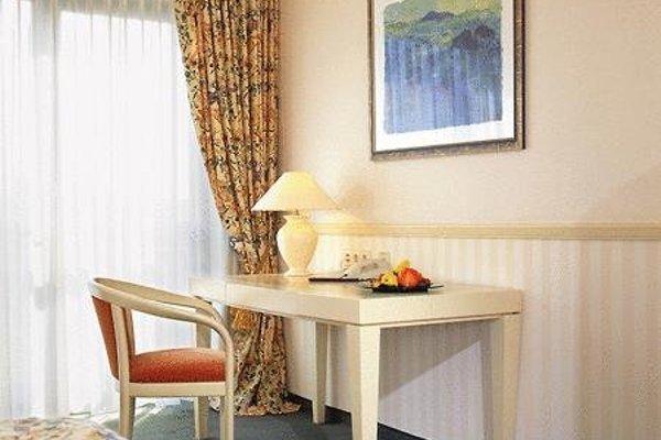Ringhotel Rheinhotel Vier Jahreszeiten - фото 13