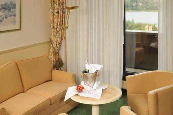 Ringhotel Rheinhotel Vier Jahreszeiten - фото 9