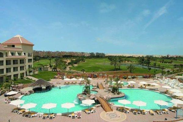 Hilton Pyramids Golf - фото 21