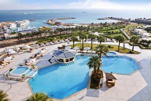 Hilton Hurghada Plaza Hotel - фото 29