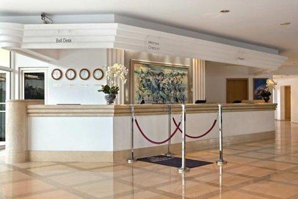 Hilton Hurghada Plaza Hotel - фото 9