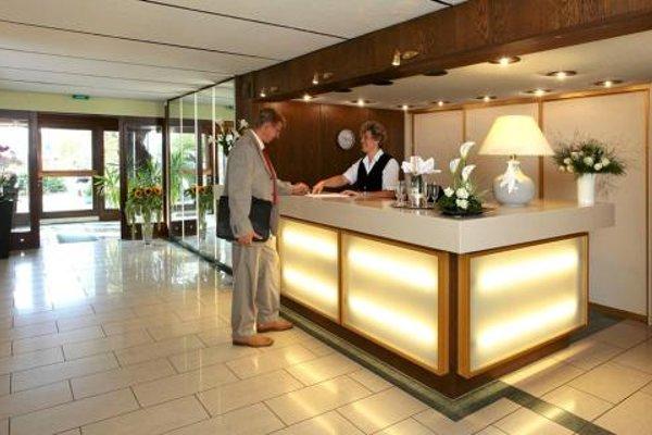 Hotel Landhaus Wirth - фото 17
