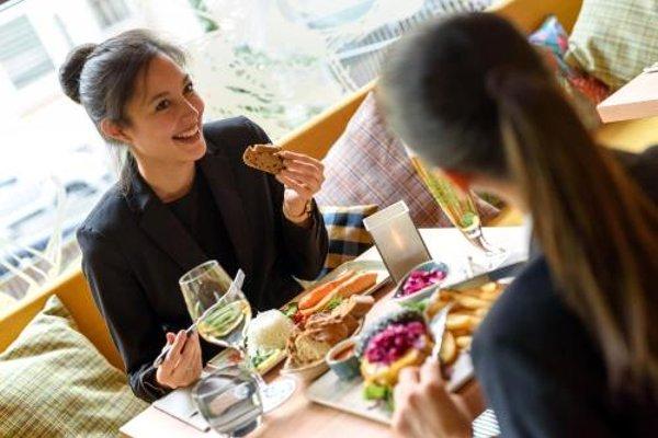 Mercure Hotel Mannheim am Rathaus - фото 17