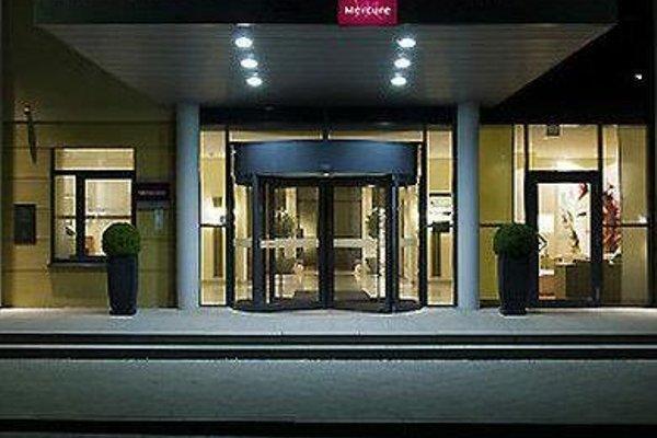 Mercure Hotel Mannheim am Rathaus - фото 19