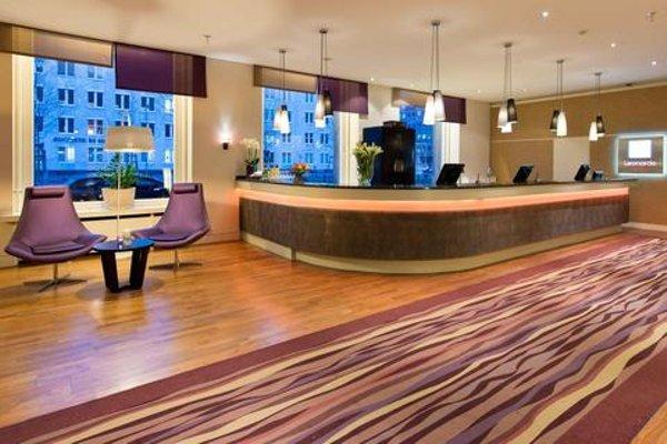 Leonardo Royal Hotel Mannheim - 12