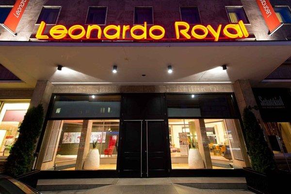 Leonardo Royal Hotel Mannheim - 19