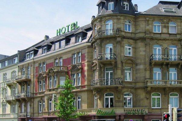 Hotel Mack - фото 22