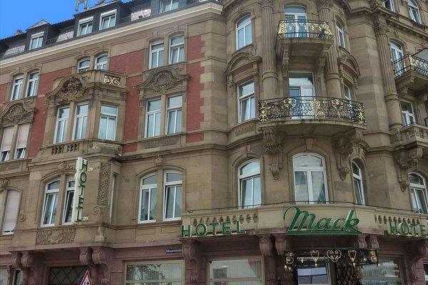 Hotel Mack - фото 23