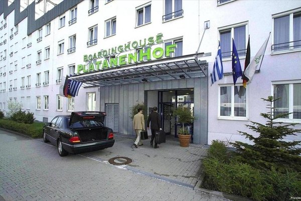 Ariva Boardinghouse Platanenhof - фото 20