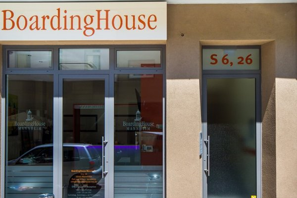 BoardingHouse Mannheim - фото 20