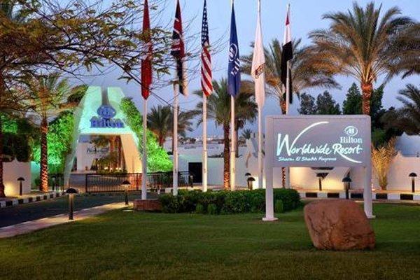 Hilton Sharm El Sheikh Fayrouz Resort - фото 23