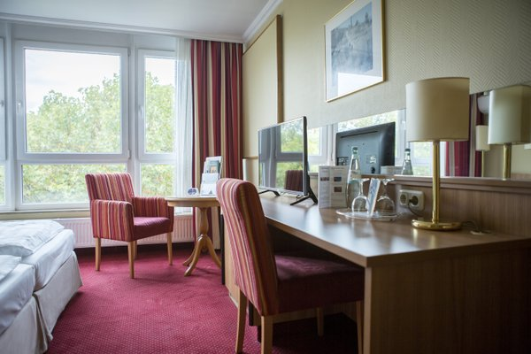 Advena Europa Hotel Mainz - 12