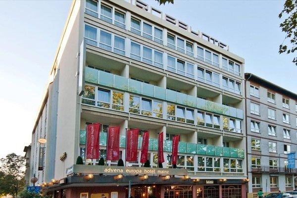 Advena Europa Hotel Mainz - 21