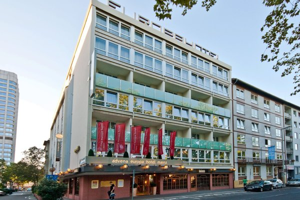Advena Europa Hotel Mainz - 22