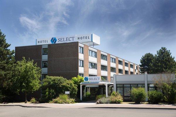 Novum Select Hotel Mainz - фото 23